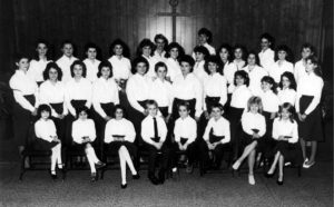 1984 Youth Ministers . . . Our Youth Group              Speake Christian Fellowship