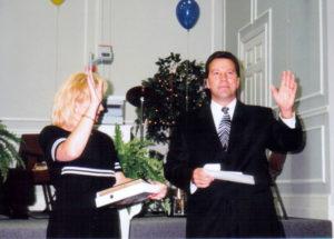 1995 Pastor Appreciation