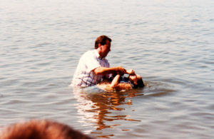 1996 Baptism Spring Creek