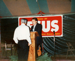 1988 Tent Meeting