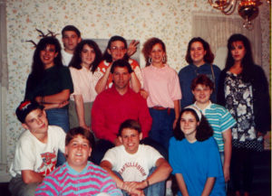 1990 Youth Ministers... Our Youth Group New Covenant Church